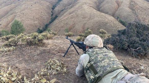 Bakanlık duyurdu: Yıldırım-9 Şenyayla Operasyonu başlatıldı