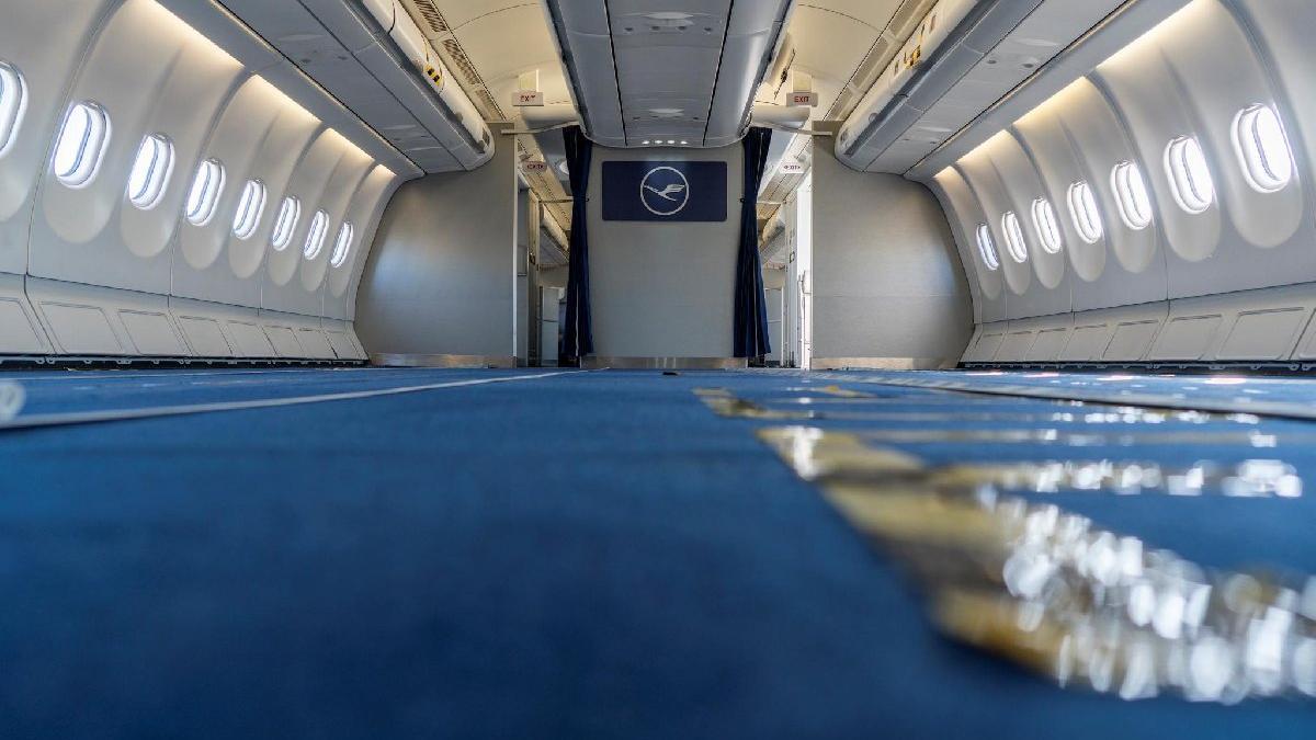 Hava yolu şirketleri çıkışı kargo taşımakta buldu