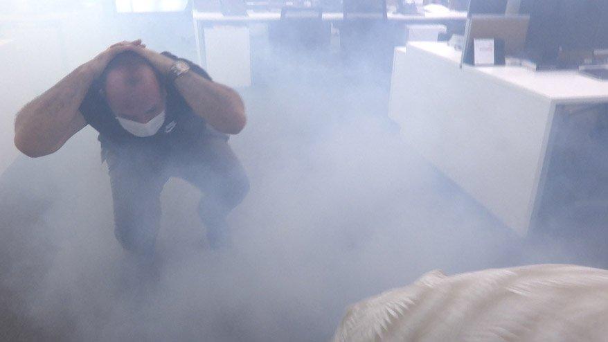 İBB'den 'Covid' önlemli deprem tatbikatı!