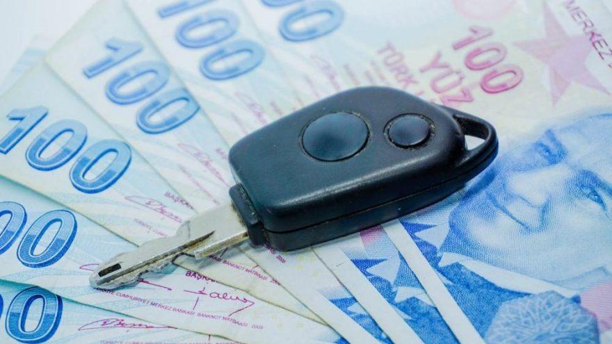 Otomobilin vergisi için kaç ay çalışacaksınız?