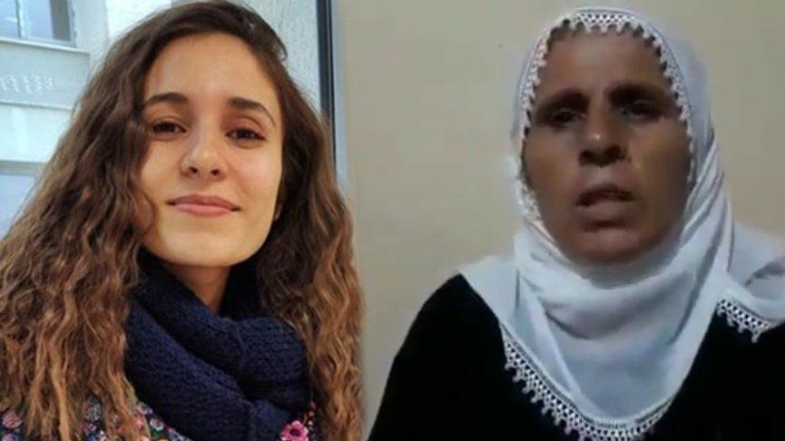 Kayıp Gülistan Doku'nun annesi: Kızımı bunlar öldürdü