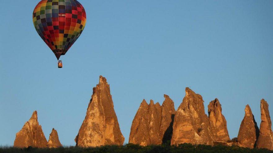 Kapadokya'da sıcak hava balonları 4 gündür yapılamıyor