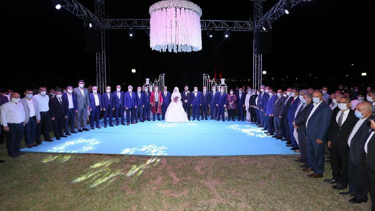 Yasağa rağmen 1500 kişilik düğün yapan AKP'li vekile Deva Partisi'nden tepki
