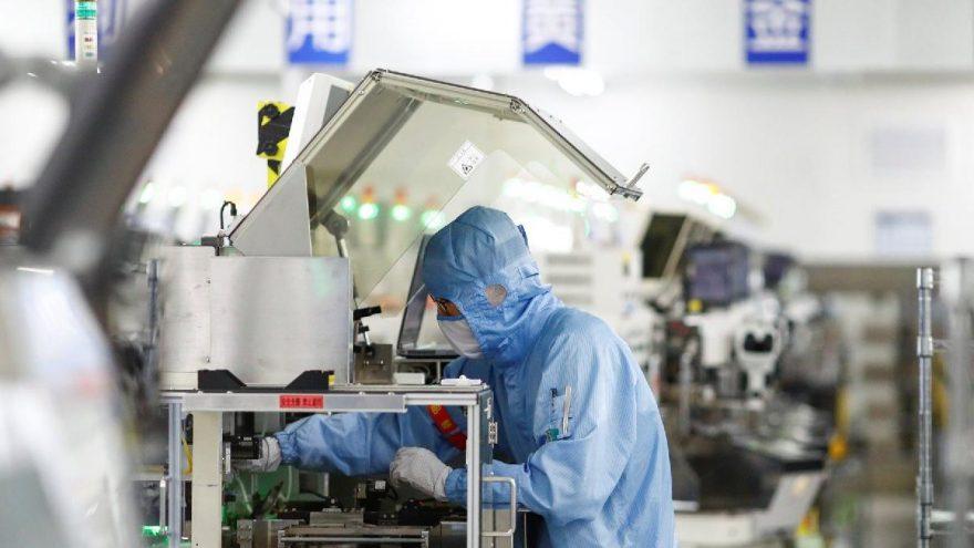 ABD'nin hedefindeki son Çinli: SMIC