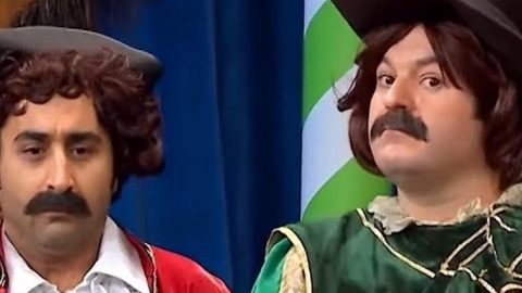 Güldür Güldür'de 'Cumhuriyet' kelimesi 'bip'lenmişti! Açıklama geldi