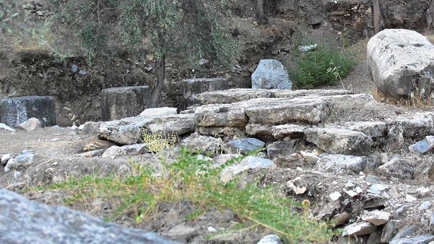 Antik çağın şifa merkezi Acharaka Antik Kenti