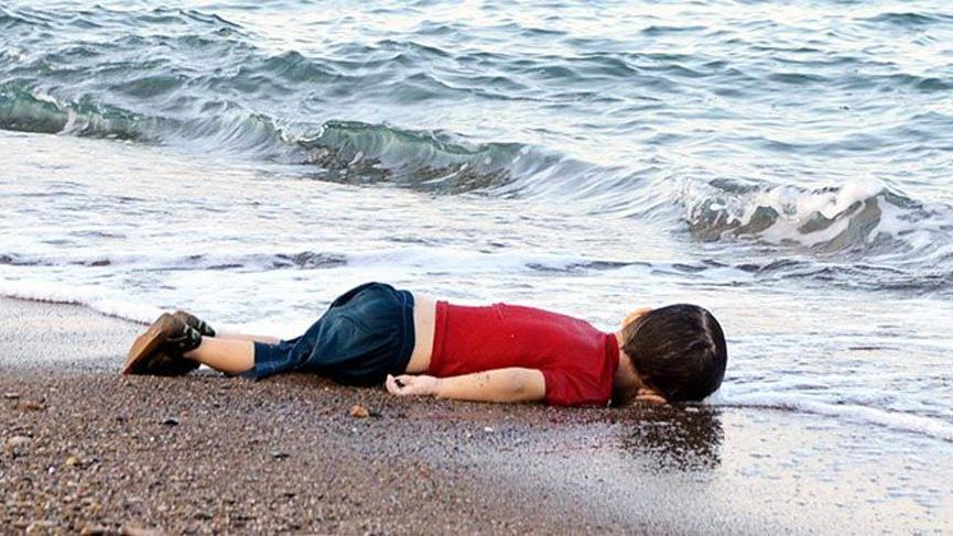 Aylan bebeğin babası konuştu: Lütfen yardım edin