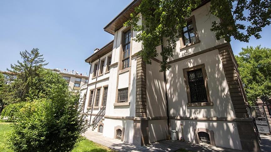 Konya'daki Atatürk Müzesi'nde tarihe yolculuk