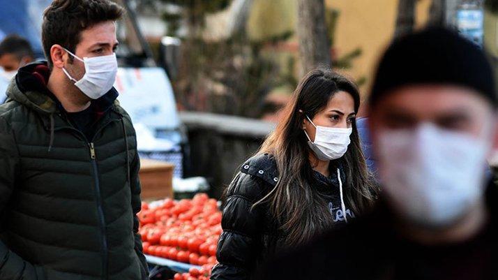 İçişleri Bakanlığı'ndan maske, toplu ulaşım ve müzik yayını genelgesi