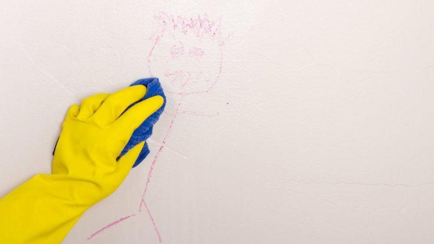 Duvar temizliği nasıl yapılır? Duvar temizliği için ne kullanılır?