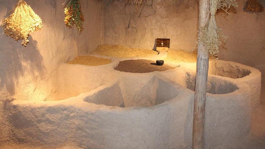 7 bin yıllık yerleşim yerinde ilginç buluntu