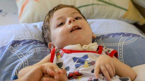 SMA hastası Mustafa cihaz alınabilmesi için yardım bekliyor