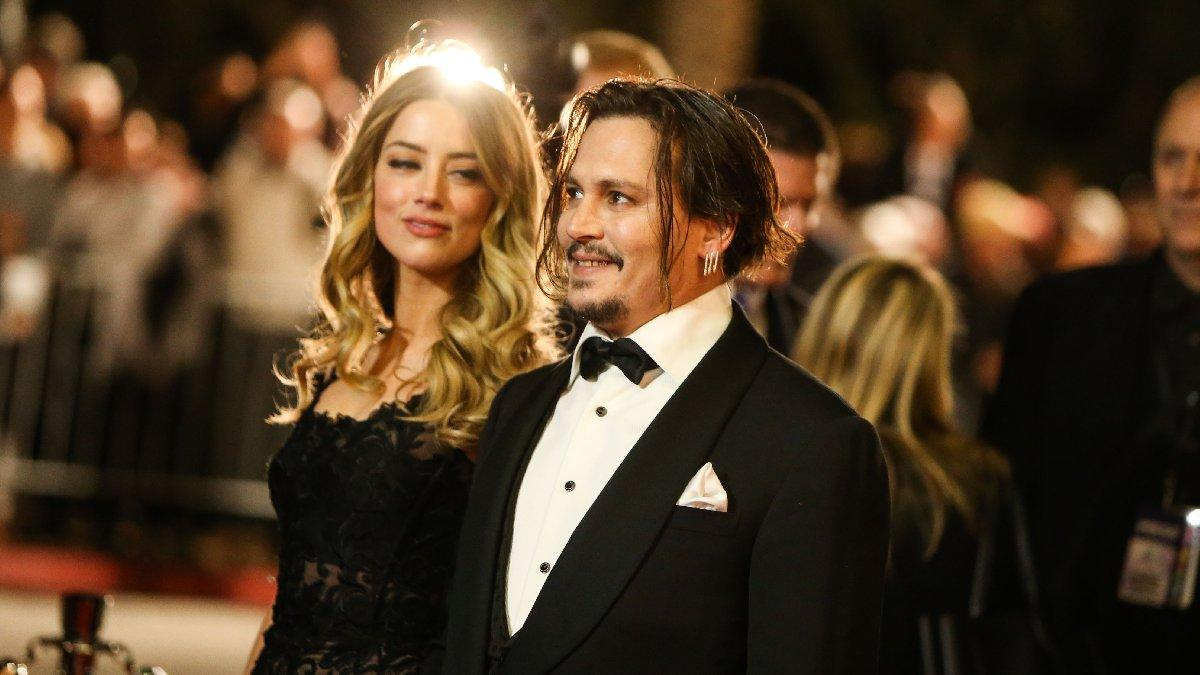 Amber Heard, Johnny Depp'in talebini reddetti