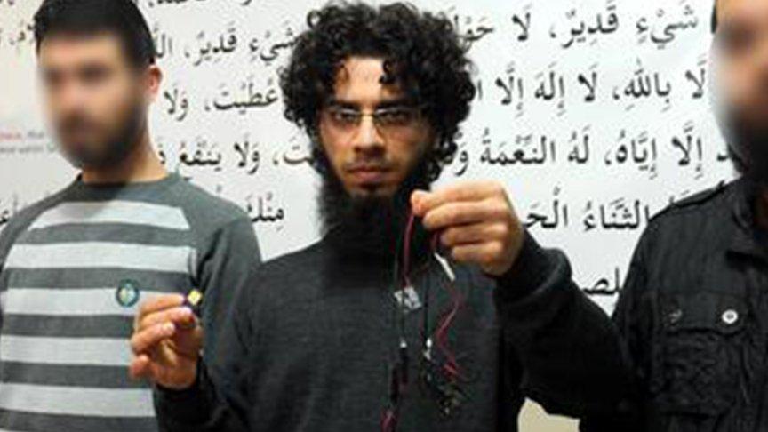 Terör örgütü IŞİD'in Diyarbakır emiri Nihat Turan yakalandı