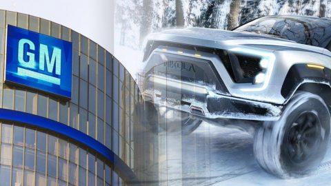General Motors'tan elektrikli otomobil için dev yatırım!