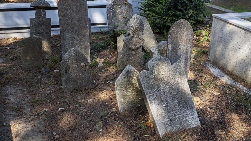 İstanbul'un en eski Müslüman mezarlığı: Anadolu Hisarı Mezarlığı