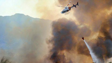 1 helikoptere günlük 216 bin lira kira