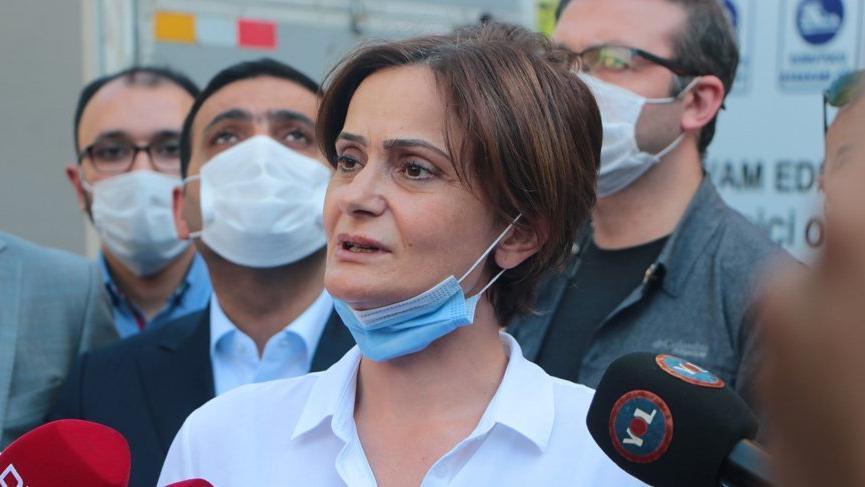 Canan Kaftancıoğlu'nun corona testi negatif çıktı!