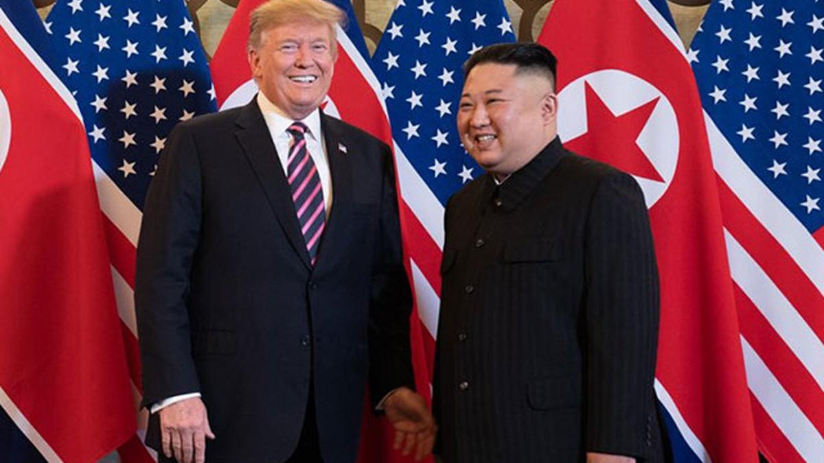 Kuzey Kore lideri Kim Jong-un'un sağlık durumunu açıklayan Trump: Onu hafife almayın