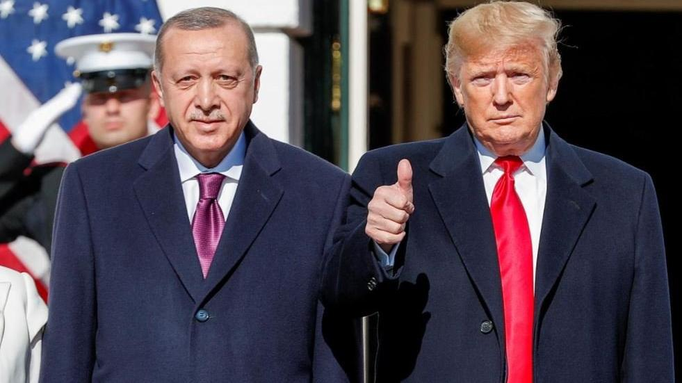 Trump'tan flaş Erdoğan yorumu: Ne kadar acımasız olursa o kadar iyi oluyor