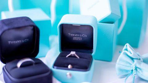 Pırlanta yüzük üreticisi Tiffany'nin Louis Vuitton'a satışı davalık oldu