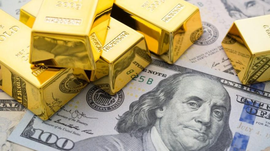 Vatandaşın dolar satıp altın aldı, Merkez'in net rezervi sert düştü