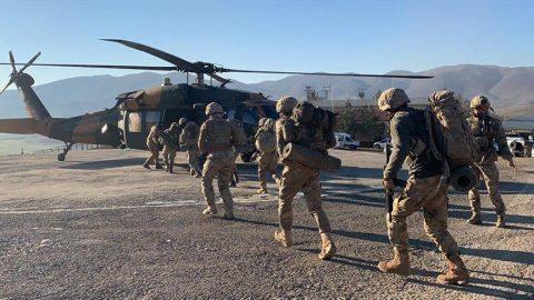 Siirt'te 'Yıldırım-11 Herekol' operasyonu başlatıldı