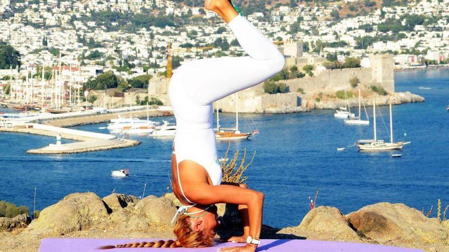 Yogayla şifayı buldu