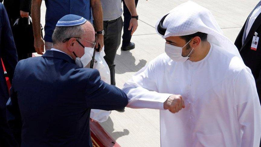 Birleşik Arap Emirlikleri heyetinin İsrail ziyareti corona nedeniyle ertelenebilir!