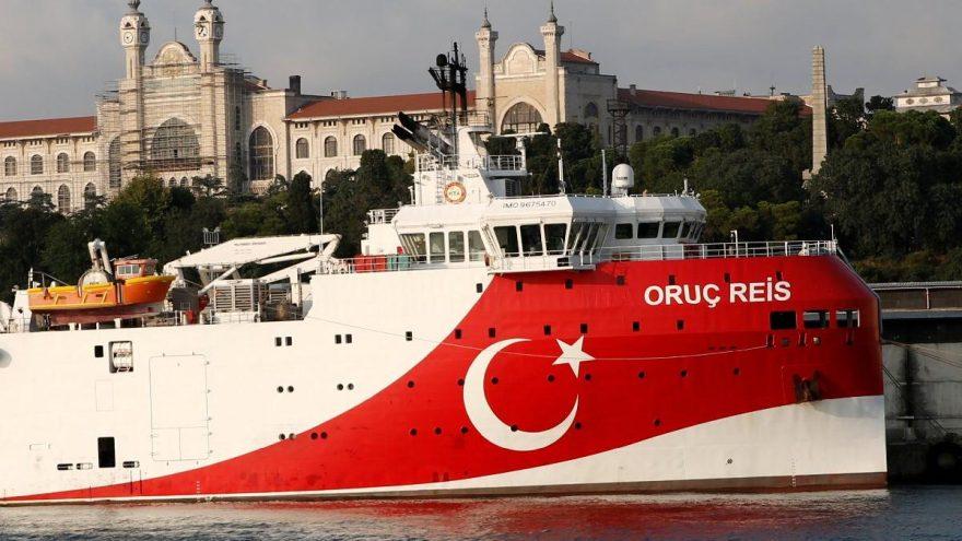 Dünyanın gözü Akdeniz'de: Ünlü gazeteden şaşırtan Türkiye yorumu