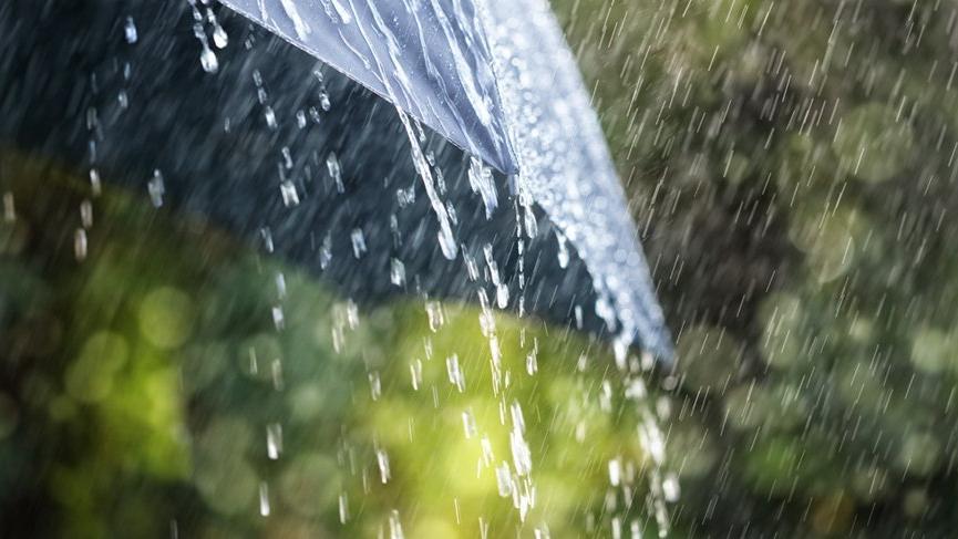 Meteoroloji'den 11 ile yağış uyarısı! Bugün öğleden sonra etkili olacak