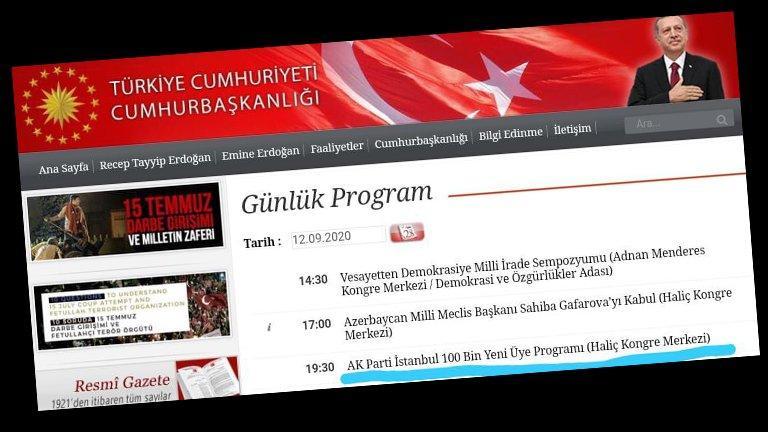 İstanbul'daki yasaklar AKP'nin o toplantısı için mi ertelendi?