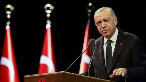 Erdoğan'dan Macron'a: Süren az kaldı, gidicisin