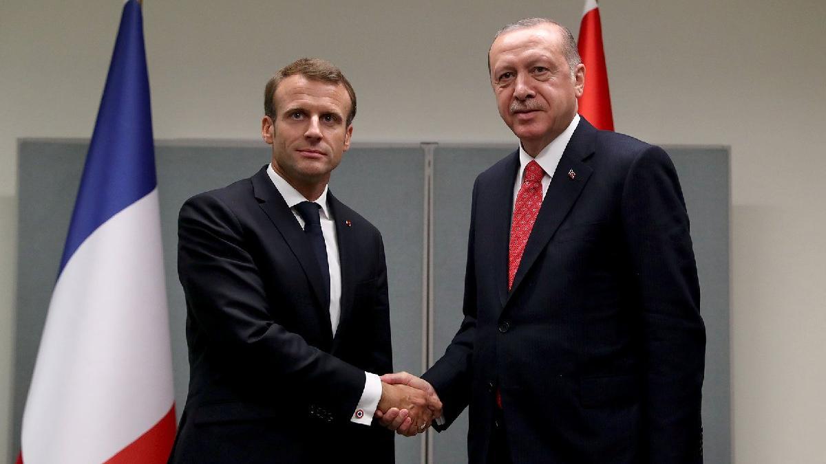 Bloomberg'den çarpıcı Erdoğan-Macron analizi: Çıtayı yükselt ya da sus!