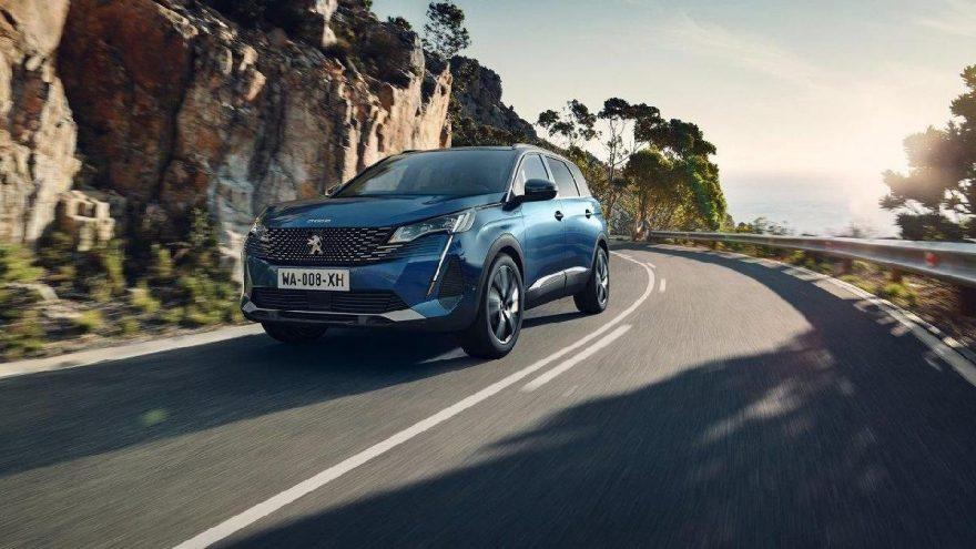 İşte yeni Peugeot 5008!