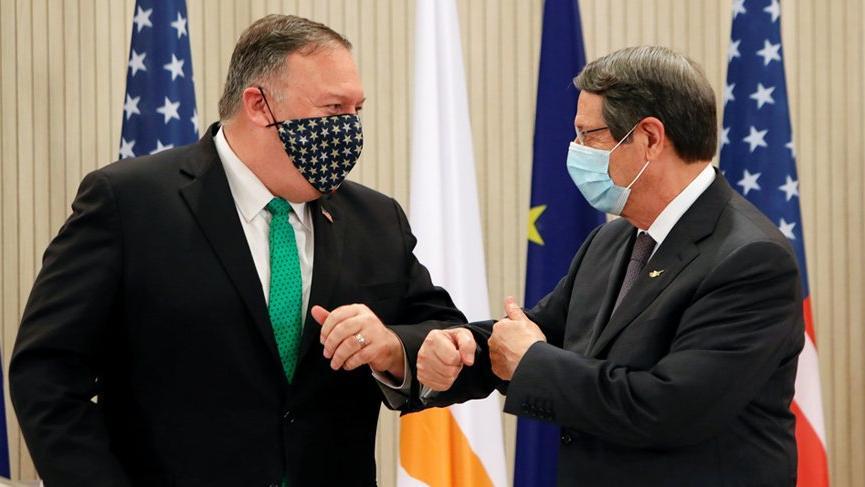 ABD Dışişleri Bakanı: Türkiye'nin Doğu Akdeniz'deki eylemlerinden derin endişe duyuyoruz!