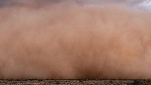 Meteoroloji'den Kırıkkale için toz fırtınası uyarısı!