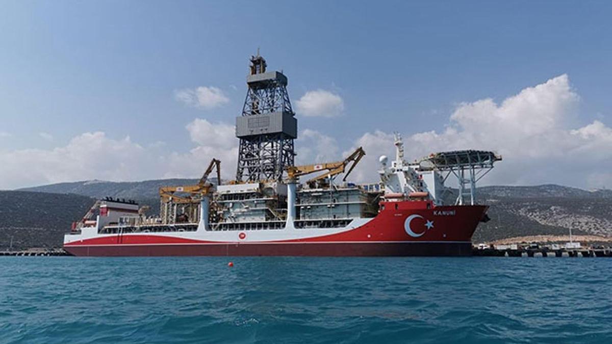 Bakan Dönmez duyurdu! Kanuni, Karadeniz'de sondaja başlayacak