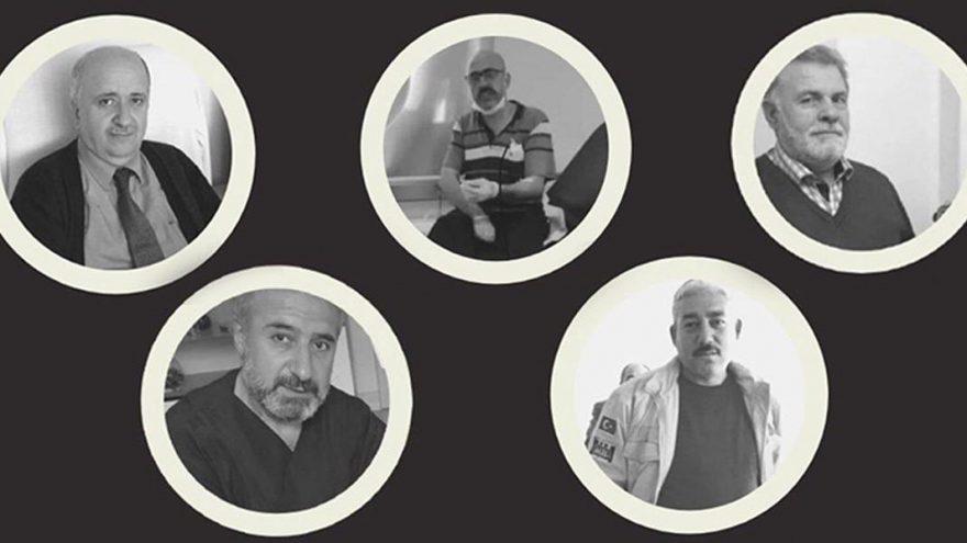 Son 24 saatte 5 sağlık çalışanı corona nedeniyle hayatını kaybetti