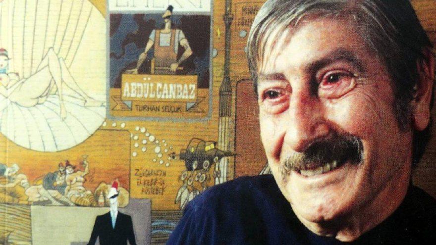 Ünlü karikatürist Turhan Selçuk, Sanat Kitabı ve Edebiyat Günleri ile yaşayacak