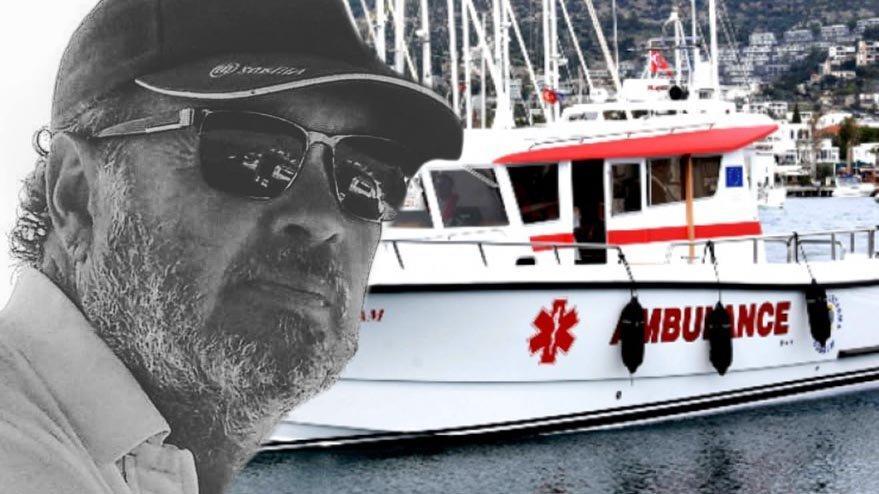 Yelken dünyası yasta… Mehmet Şükrü Yılmaz hayatını kaybetti