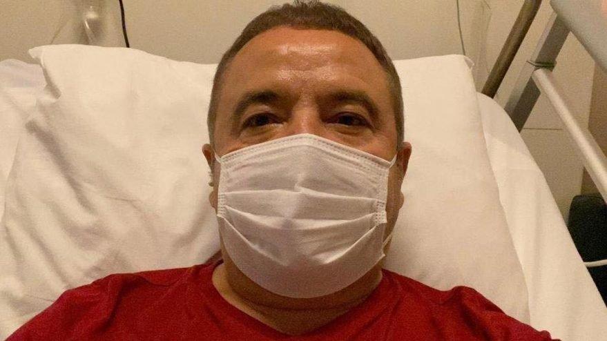CHP'li Başkan Muhittin Böcek'in sağlık durumu iyiye gidiyor