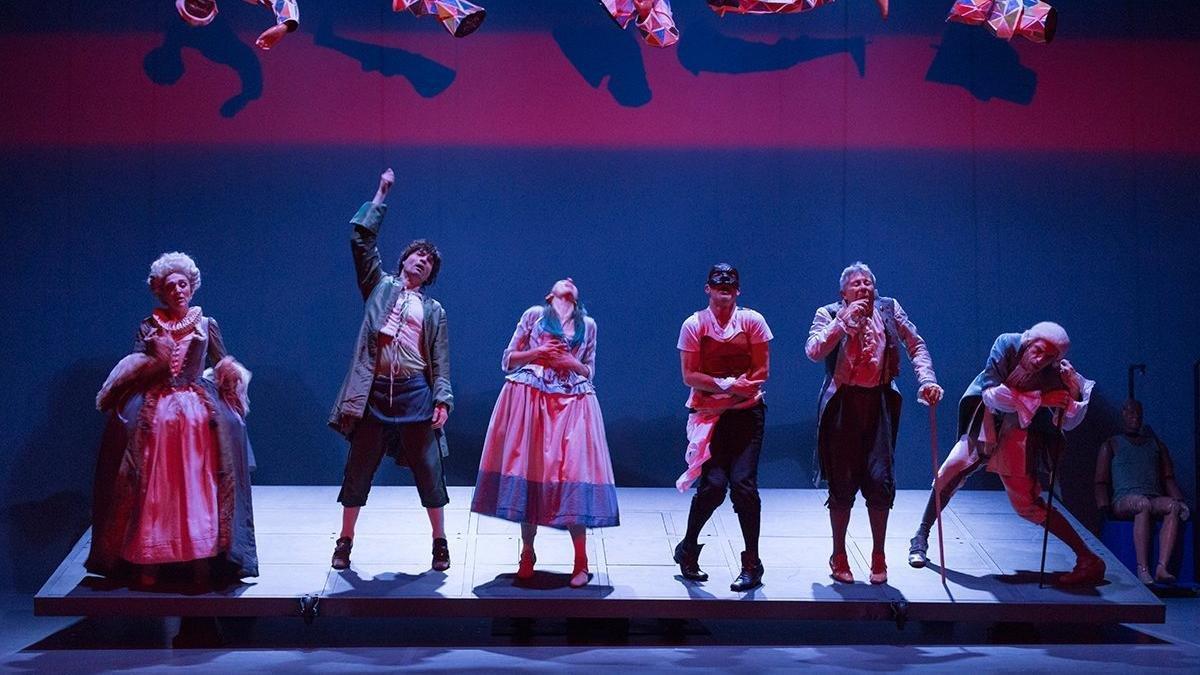 Tiyatroculardan açıklama: Anayasal haklarımızı istiyoruz
