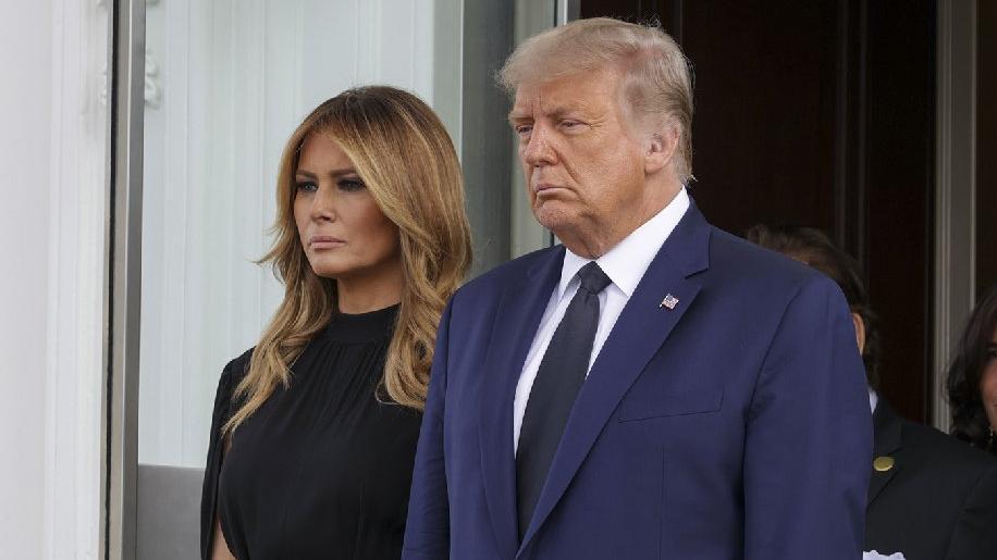 Trump'tan Melania'ya şoke eden sözler: Seni bir daha göremeyebilirim