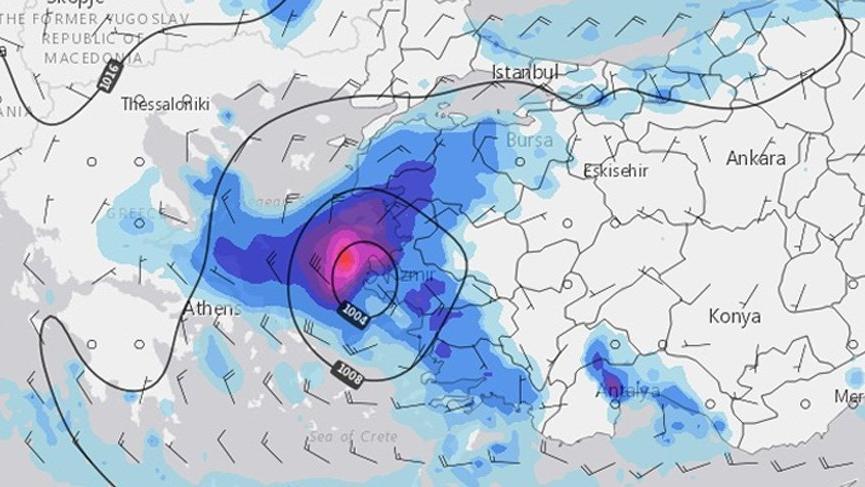 Meteoroloji: Yurdumuz alçak basınç ve cephe sisteminin etkisi altına girecek!