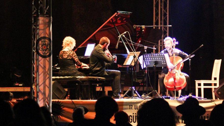 17. Uluslararası Gümüşlük Müzik Festivali sona erdi