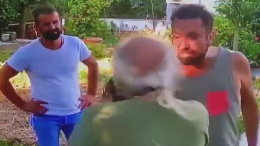 Yaşlı adamı döven Halil Sezai'den açıklama: Aylardır küfüre maruz kaldım