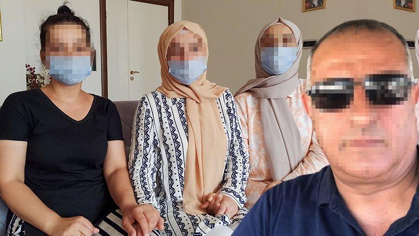 Kızlarını istismar ettiği iddia edilen babaya tahliye
