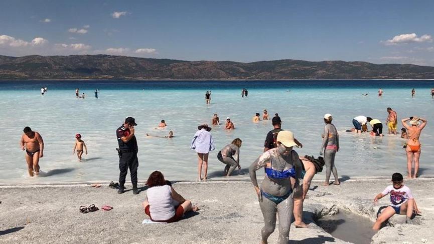 Salda Gölü imar planı onaylandı!