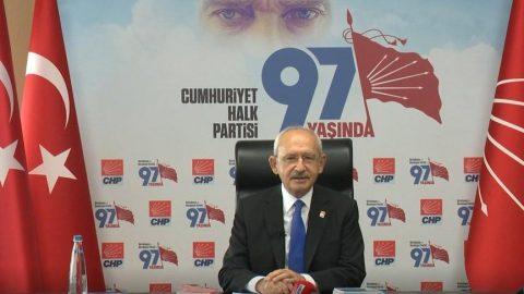 Kılıçdaroğlu, Gaziler Günü'nde konuştu: Toplanan yardım paralarını yediler